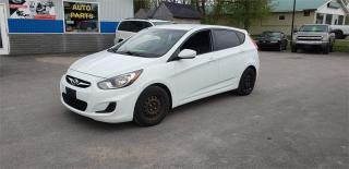 Used 2012 Hyundai Accent GLS auto 148k safetied we finance GLS for sale in Madoc, ON