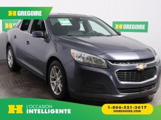 Used 2014 Chevrolet Malibu Lt A/c Toit Mags for sale in St-Léonard, QC