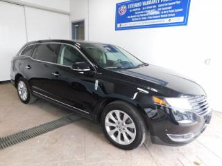Used 2018 Lincoln MKT Elite AWD LEATHER SUNROOF NAVI for sale in Listowel, ON