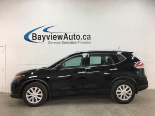 Used 2015 Nissan Rogue - SUPER BLACK! HTD SEATS! BLUETOOTH! for sale in Belleville, ON