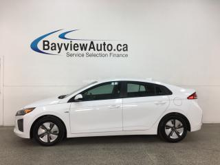 Used 2019 Hyundai Ioniq Hybrid ESSENTIAL - HEATED SEATS! BLUETOOTH! PWR GROUP! 22,000KMS! + MORE! for sale in Belleville, ON