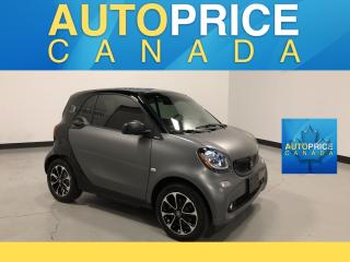 Used 2017 Smart fortwo electric drive Passion for sale in Mississauga, ON