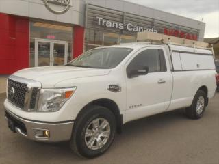 Used 2017 Nissan Titan SV for sale in Peterborough, ON
