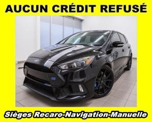 Used 2017 Ford Focus Awd Navigation for sale in St-Jérôme, QC