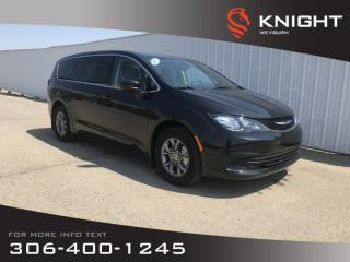 Used 2017 Chrysler Pacifica LX | Bluetooth | 3rd Row Seating | Backup Camera for sale in Weyburn, SK