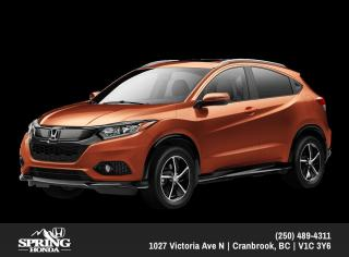 New 2019 Honda HR-V Sport $195 BI-WEEKLY - $0 DOWN for sale in Cranbrook, BC