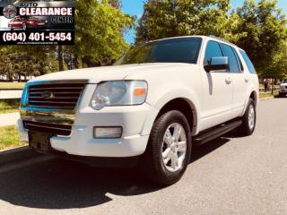 Used 2010 Ford Explorer 4WD 4dr XLT for sale in Surrey, BC