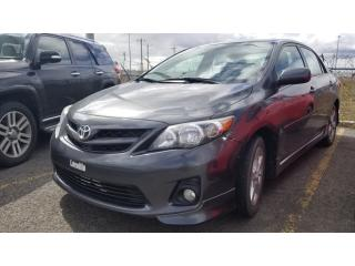 Used 2011 Toyota Corolla S for sale in Terrebonne, QC