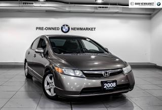 Used 2008 Honda Civic Coupe DX at -NO ACCIDENTS | EXCELLENT CONDITION| for sale in Newmarket, ON