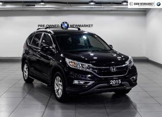 Used 2015 Honda CR-V EX-L AWD -1OWNER|NO ACCIDENTS|CRUISE CONTROL| for sale in Newmarket, ON