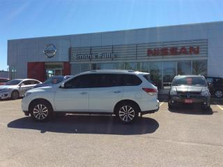 Used 2015 Nissan Pathfinder SV V6 4x4 at for sale in Smiths Falls, ON