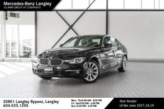 Used 2016 BMW 328i xDrive Sedan (8E37) for sale in Langley, BC