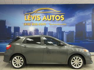Used 2010 Toyota Matrix Xrs A/c Cruise for sale in Lévis, QC