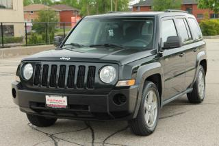 Used 2010 Jeep Patriot Sport/North ONLY 58K | 1-Owner | CERTIFIED for sale in Waterloo, ON