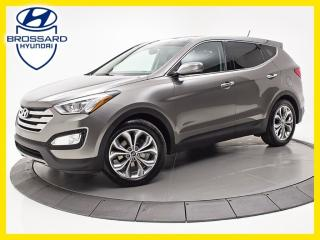 Used 2013 Hyundai Santa Fe Sport Ltd, Nav, Cuir Cam for sale in Brossard, QC