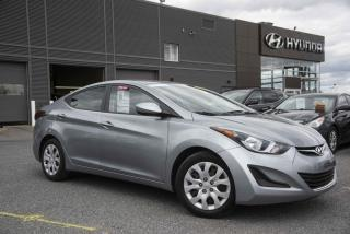 Used 2015 Hyundai Elantra Berline 4 porte automatique, GL for sale in St-Hyacinthe, QC