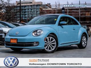 Used 2015 Volkswagen Beetle COMFORTLINE 1.8TSI for sale in Toronto, ON