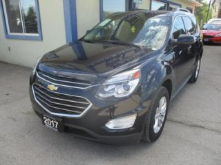 Used 2017 Chevrolet Equinox ALL-WHEEL DRIVE LT EDITION 5 PASSENGER 2.4L - ECO-TEC.. HEATED SEATS.. BACK-UP CAMERA.. BLUETOOTH.. ECON-PACKAGE.. for sale in Bradford, ON