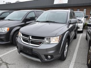 Used 2012 Dodge Journey SXT & Crew for sale in Concord, ON