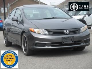 Used 2012 Honda Civic EX AT w/SUNROOF for sale in Ottawa, ON