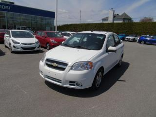 Used 2010 Chevrolet Aveo Berline 4 portes LT for sale in Joliette, QC