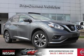 Used 2015 Nissan Murano Clean carproof,p/w,p/l.air,navi,alloys .Certified preowned! for sale in Toronto, ON