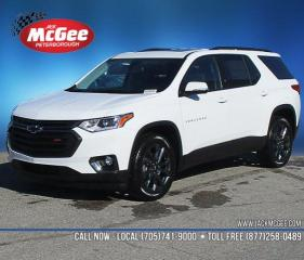 New 2019 Chevrolet Traverse RS for sale in Peterborough, ON
