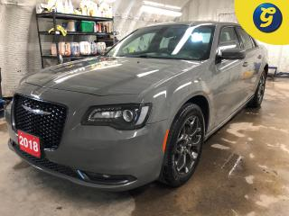 Used 2018 Chrysler 300 300S * AWD * Navigation * Nappa leather * Dualpane panoramic sunroof * Google Android Auto Apple Car Play Uconnect 4C with 8.4inch display * Sport M for sale in Cambridge, ON
