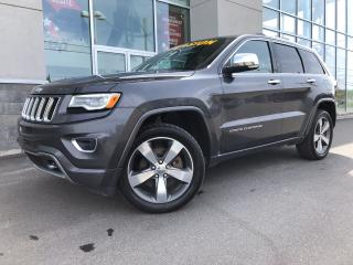 Used 2016 Jeep Grand Cherokee Overland V8 for sale in Ste-Agathe-des-Monts, QC