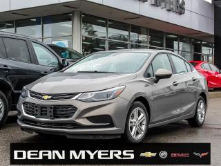Used 2018 Chevrolet Cruze LT for sale in North York, ON