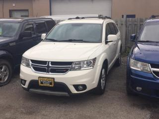 Used 2012 Dodge Journey FWD 4DR SXT for sale in Scarborough, ON