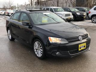 Used 2012 Volkswagen Jetta Sedan 4dr 2.5L Auto Highline for sale in Oakville, ON