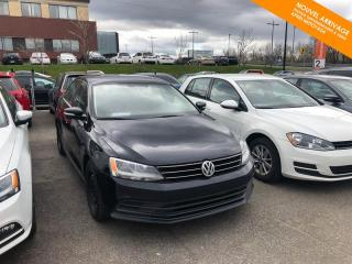 Used 2015 Volkswagen Jetta Trendline 2.0L for sale in Québec, QC