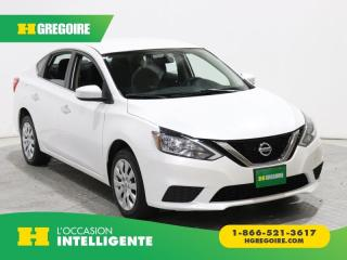 Used 2016 Nissan Sentra S A/C GR ELECT for sale in St-Léonard, QC
