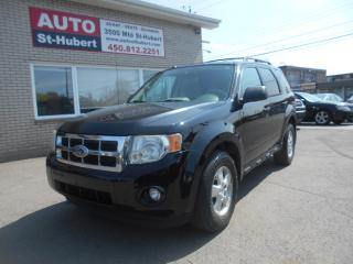 Used 2010 Ford Escape XLT AWD BAS KM for sale in St-Hubert, QC