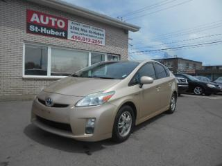 Used 2010 Toyota Prius Hybride for sale in St-Hubert, QC