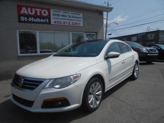 Used 2009 Volkswagen Passat CC SPORTLINE - CUIR for sale in St-Hubert, QC