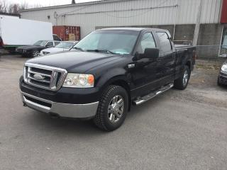 Used 2008 Ford F-150 4 RM, Super cabine multiplaces 150 po, X for sale in St-Jérôme, QC