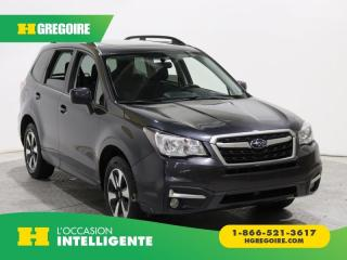 Used 2017 Subaru Forester I TOURING AWD A/C for sale in St-Léonard, QC