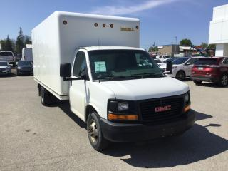 Used 2014 GMC Savana AS IS PRICE for sale in Harriston, ON