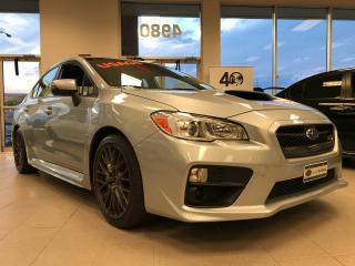 Used 2017 Subaru WRX STI STI for sale in Lévis, QC