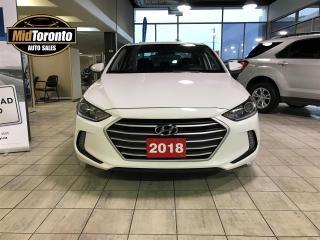Used 2018 Hyundai Elantra SE for sale in North York, ON