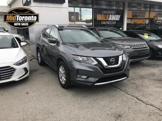 Used 2018 Nissan Rogue SV AWD for sale in North York, ON