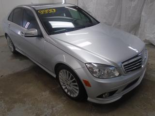Used 2010 Mercedes-Benz C250 AWD for sale in Ancienne Lorette, QC