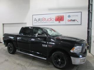 Used 2016 RAM 1500 3.0L ECODIESEL **CREW**4X4**MAGS** for sale in Mirabel, QC