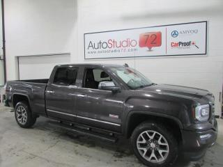 Used 2016 GMC Sierra 1500 SLE All Terrain **4X4**CREW**5.3L**MAGS for sale in Mirabel, QC