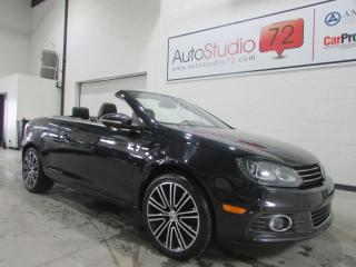Used 2015 Volkswagen Eos Wolfsburg 2.0 TSI **CONVERTIBLE**CUIR**A for sale in Mirabel, QC