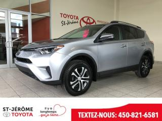 Used 2017 Toyota RAV4 Awd Camera for sale in Mirabel, QC