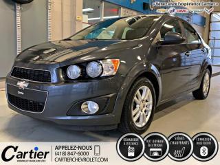 Used 2013 Chevrolet Sonic 4dr Sdn Lt for sale in Québec, QC