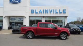 Used 2018 Ford F-150 Lariat for sale in Blainville, QC